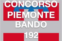 Regione Piemonte 70 POSTI Istruttore attività amministrativa.