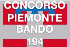 Regione Piemonte, 54 posti di Istruttore Attività Tecniche